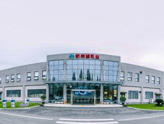 新希望集团乳业新工厂
