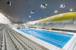 伦敦奥运会水上运动中心