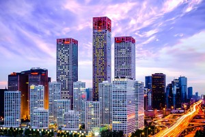北京银泰中心