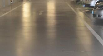 上海西门子地下停车场