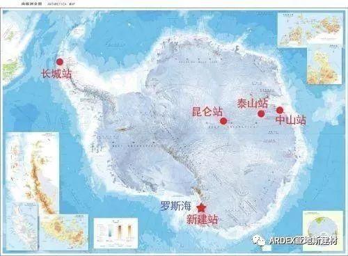 经受地球最极端气温考验,亚地斯聚氨酯砂浆 - 筑梦南极