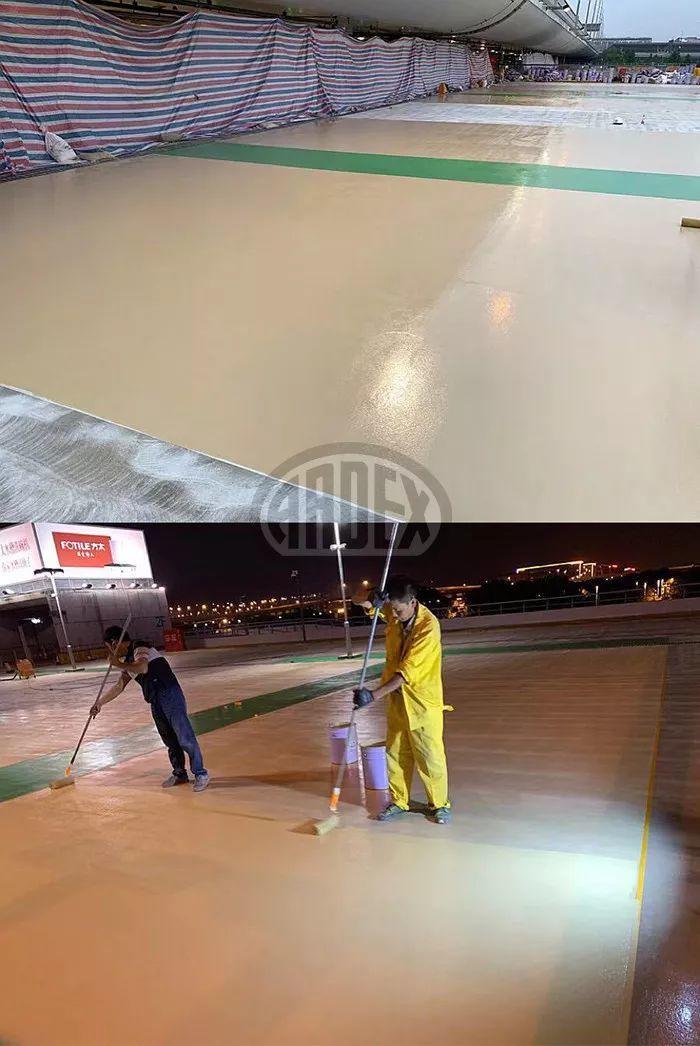 【案例分享】ARDEX停车库系统打造上海虹桥机场高品质P6停车区